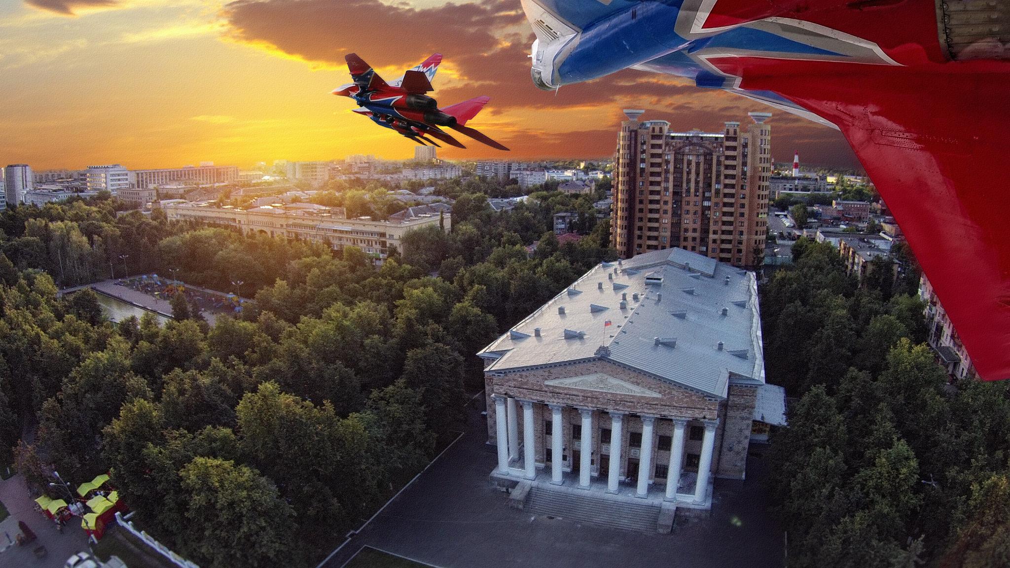 Движение в Жуковском на время МАКСа-2017 ограничат на тринадцати улицах
