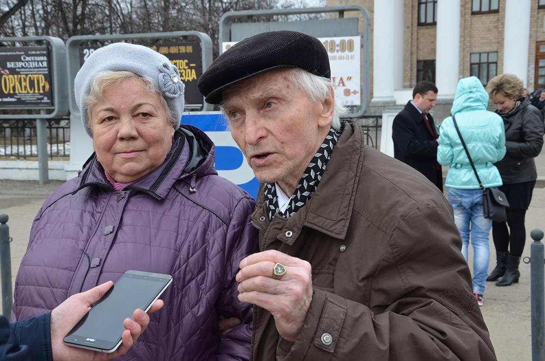 Отзывы жителей о ежегодном отчете Главы городского округа Жуковский за 2016 год