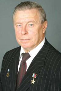 Ирейкин Геннадий Григорьевич — Герой Российской Федерации