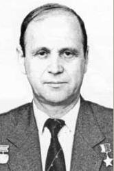 Горбунов Владимир Михайлович — Герой Российской Федерации