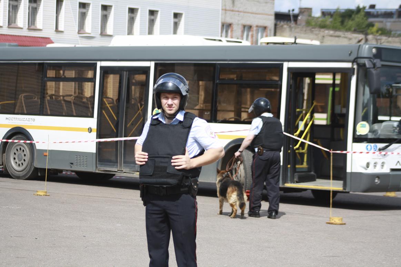 Проверка транспортной безопасности перед МАКС-2017 прошла в Жуковском