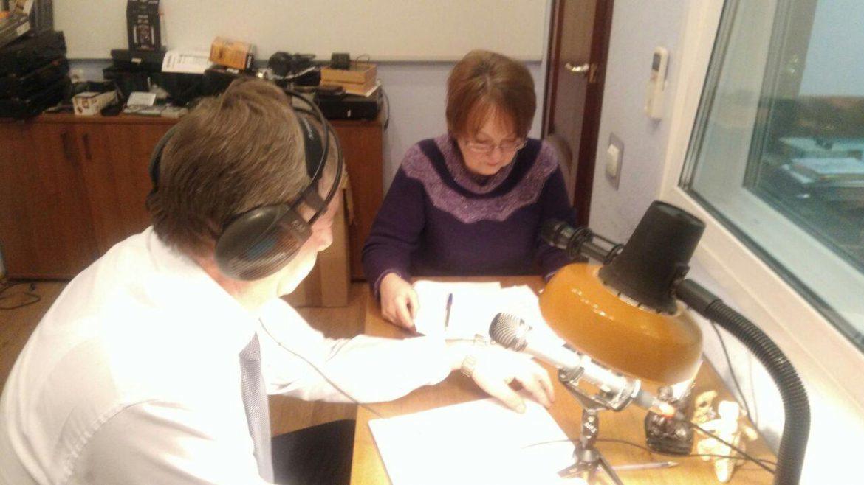 Андрей Войтюк ответил на вопросы жителей в прямом эфире Жуковского радио
