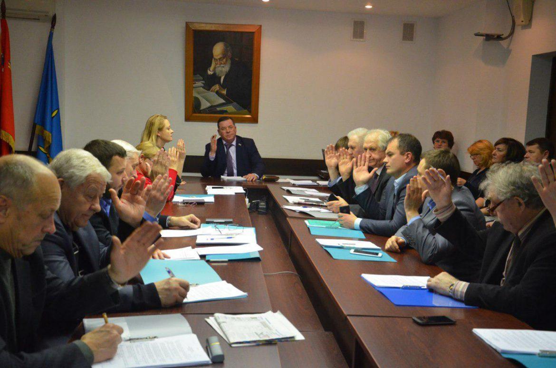 Совет депутатов принял бюджет г.о. Жуковский на 2018 год
