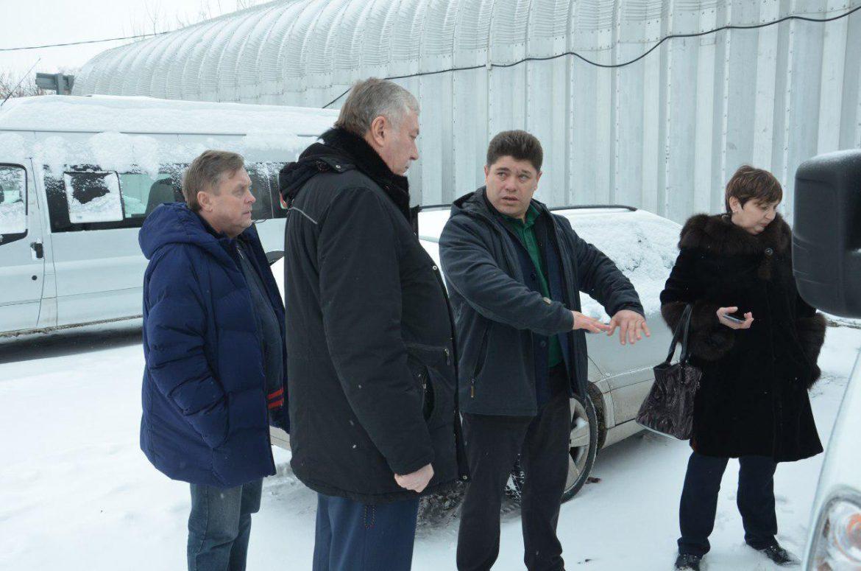 Глава Жуковского проверил качество обслуживания на городских маршрутах