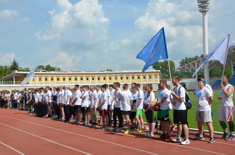 Традиционную спартакиаду МАИ посвятили 100-летию ЦАГИ