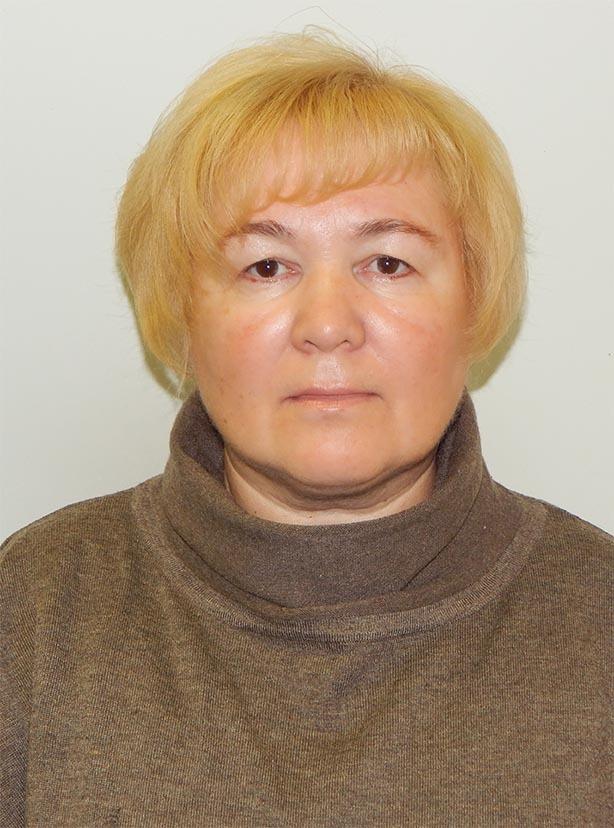 Лесняк Маргарита Валентиновна
