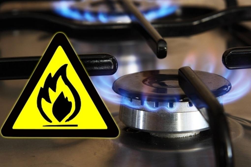 Пожары от бытовых газовых приборов