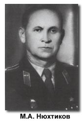 Нюхтиков Михаил Александрович