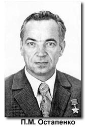 Остапенко Петр Максимович