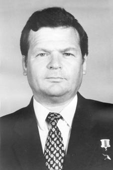 Борисов Сергей Георгиевич — Герой Российской Федерации