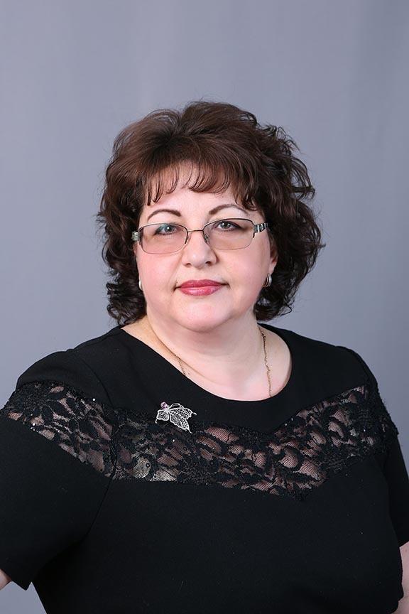 Тебякина Елена Федоровна